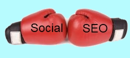 seo vs social debate blog